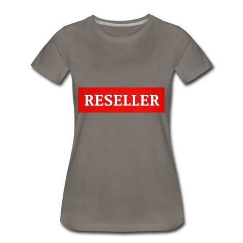 Reseller - Women's Premium T-Shirt