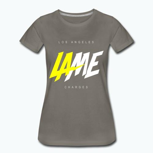 lame - Women's Premium T-Shirt