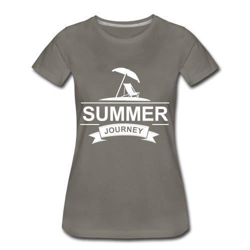 Summer Journey - Women's Premium T-Shirt