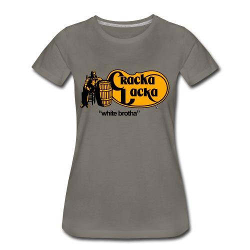 Crack Lacka - Women's Premium T-Shirt