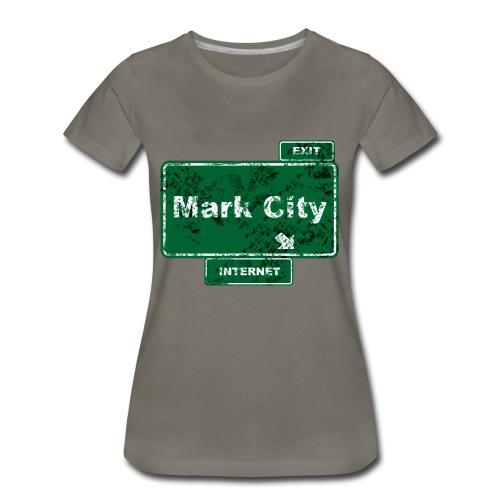 Mark City - Women's Premium T-Shirt