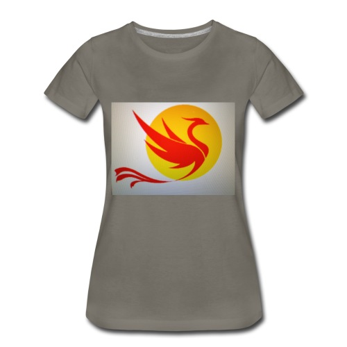 Asian Phoenix - Women's Premium T-Shirt