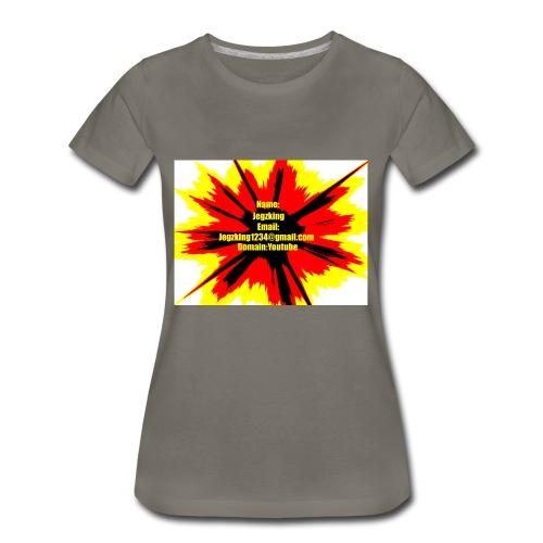 Jegzsavage - Women's Premium T-Shirt