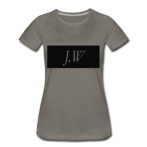 j-w_shirt_ - Women's Premium T-Shirt