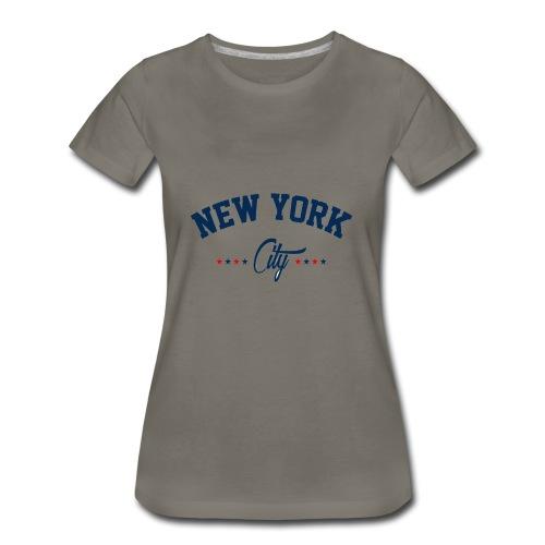 New York City Shirt - Women's Premium T-Shirt