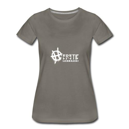 HERETIC RECORDS - Women's Premium T-Shirt