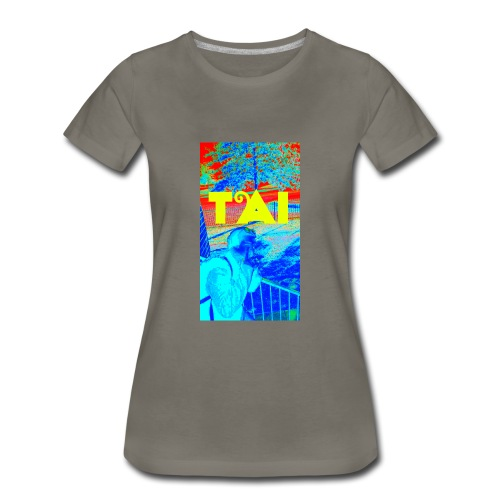 TRIPPING ON THOUGHTS - Women's Premium T-Shirt