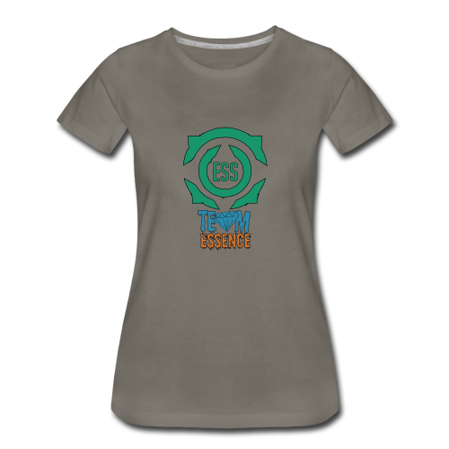 Team Essence Illustration - Women's Premium T-Shirt