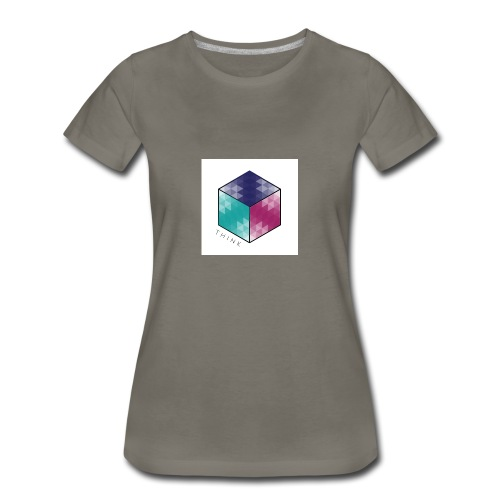 Think outside of the box tee 2.0 - Women's Premium T-Shirt