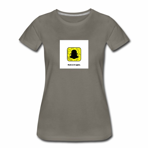 AshysApparel - Women's Premium T-Shirt