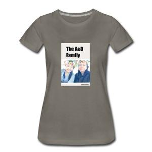 The A&D Family - Women's Premium T-Shirt