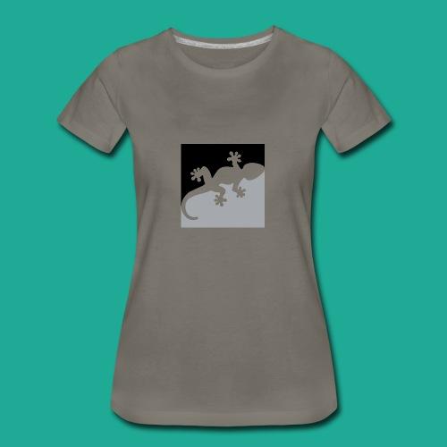 Gecko - Women's Premium T-Shirt