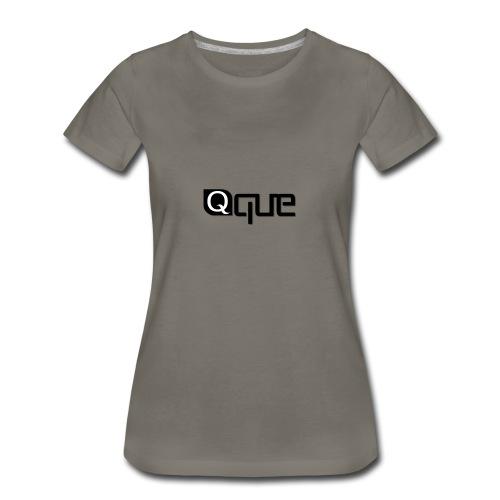 Que USA - Women's Premium T-Shirt