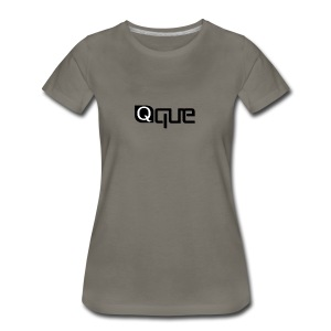 Que USA - Women's Premium T-Shirt