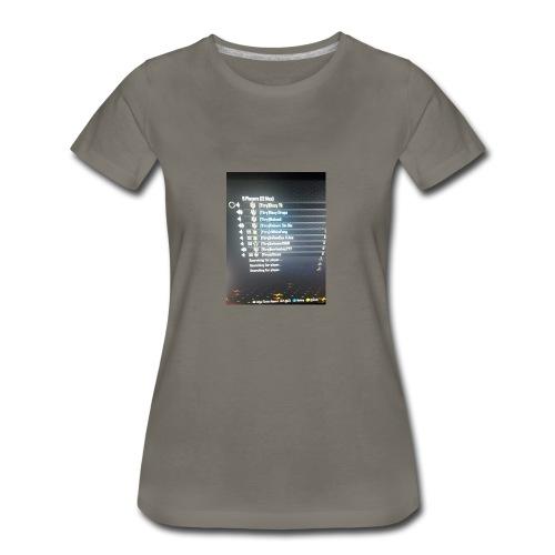 Part of the clan - Women's Premium T-Shirt