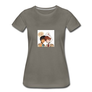 Samgladiator Helping Product - Women's Premium T-Shirt