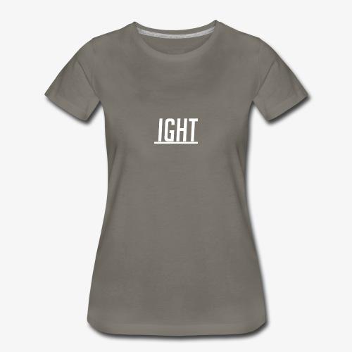 Ight - Women's Premium T-Shirt