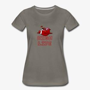 FLY HIGH High Life - Women's Premium T-Shirt