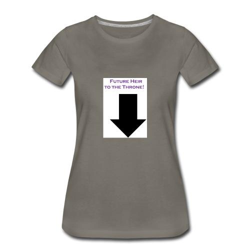Heir - Women's Premium T-Shirt