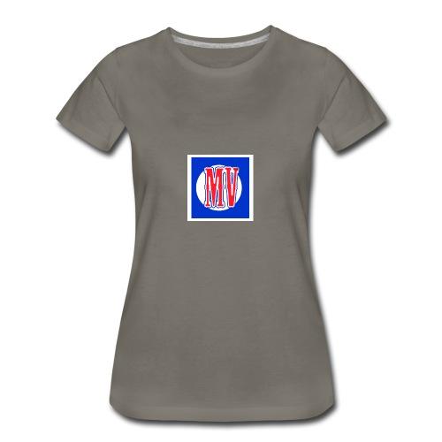 Mv - Women's Premium T-Shirt