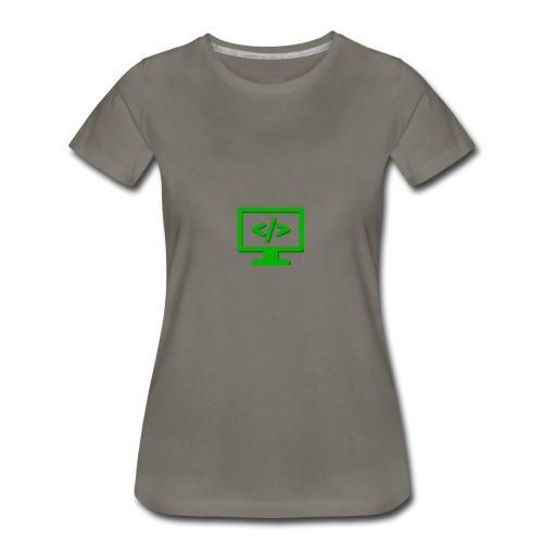 Coding Codex - Women's Premium T-Shirt