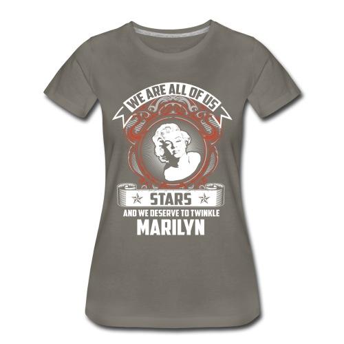 Marilyn Monroe - Women's Premium T-Shirt