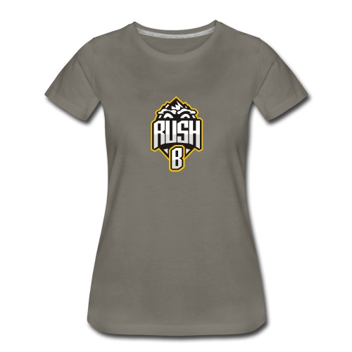 RUSHB - Women's Premium T-Shirt