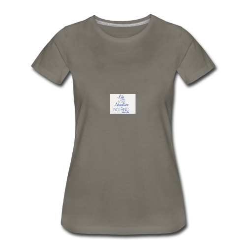 danh-ngon-tieng-anh-ve-cuoc-song-1 - Women's Premium T-Shirt