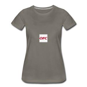 ohio fried chicken ofc jake Paul - Women's Premium T-Shirt