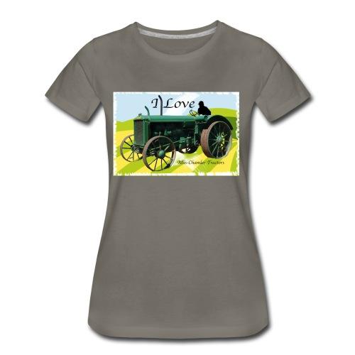 Aliis Chambers - Women's Premium T-Shirt
