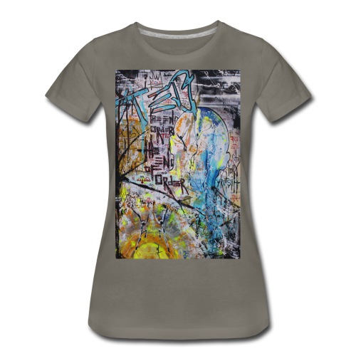 The End of Order - Women's Premium T-Shirt