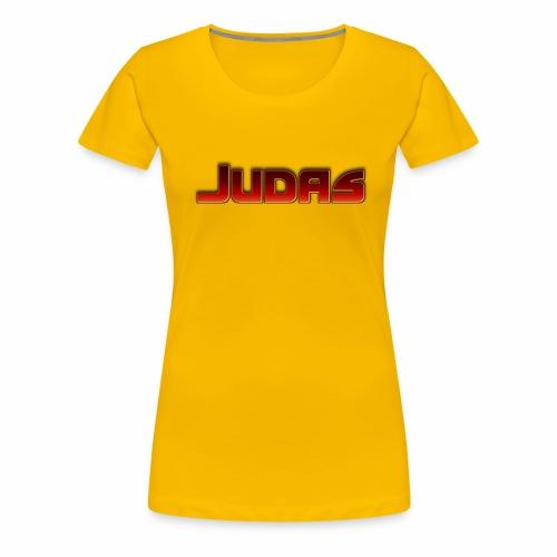 Judas - Women's Premium T-Shirt