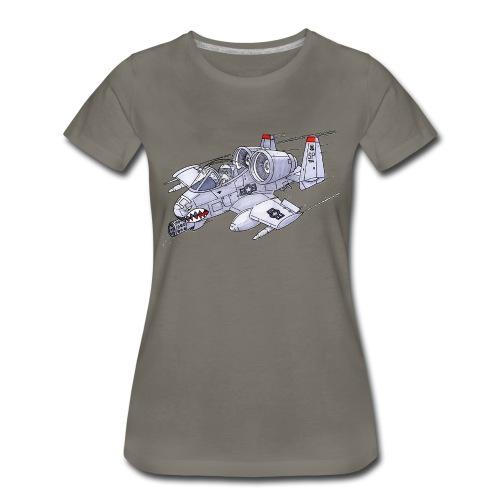 Randy In an A-10 - Women's Premium T-Shirt