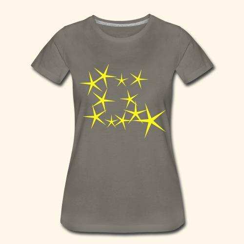 bright stars - Women's Premium T-Shirt