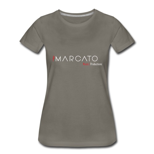 Big logo - Women's Premium T-Shirt