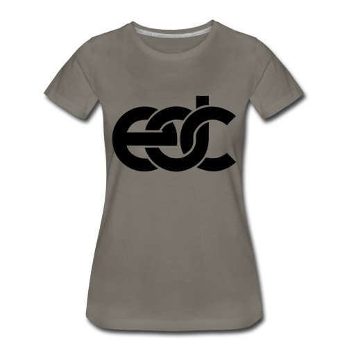 EDC Electric Daisy Carnival Fan Festival Design - Women's Premium T-Shirt