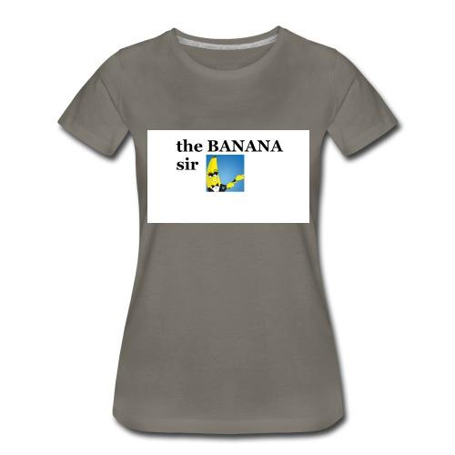 boi - Women's Premium T-Shirt