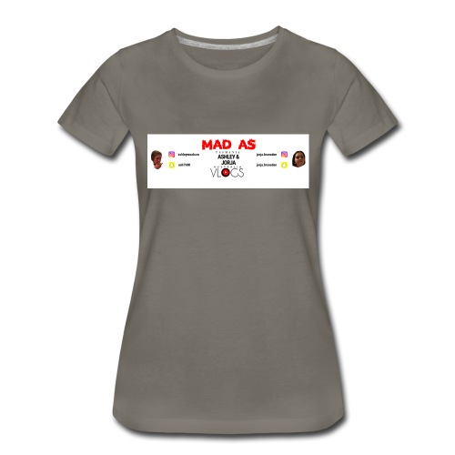 Banner - Women's Premium T-Shirt