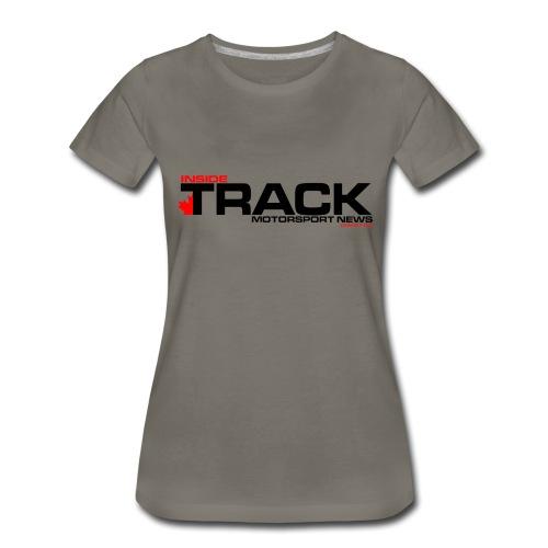 ITMN Logo - Women's Premium T-Shirt