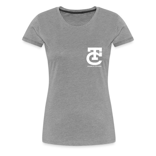 Women's Tribeca Citizen shirt - Women's Premium T-Shirt