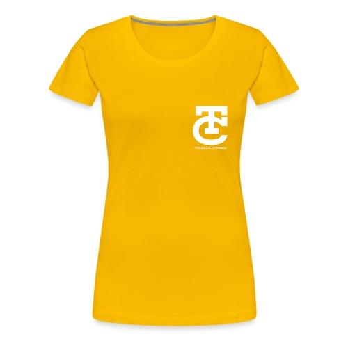 Women's Tribeca Citizen shirt - Women's Premium T-Shirt