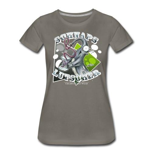 Schnapslutscher I - Women's Premium T-Shirt