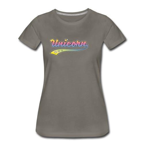 Unicorn Sport - Women's Premium T-Shirt