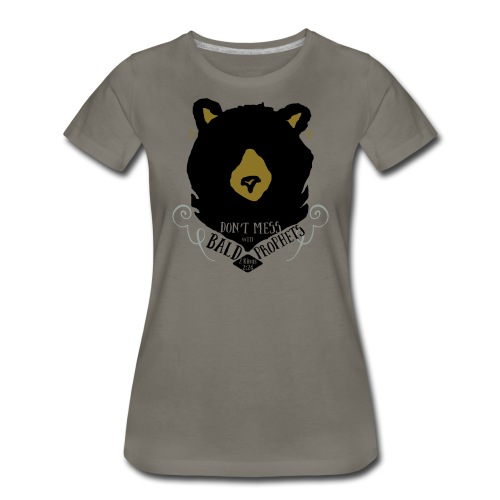Elijah & The Bears - Women's Premium T-Shirt