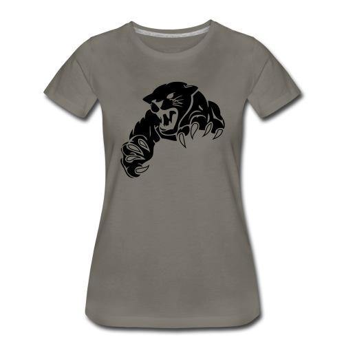 panther custom team graphic - Women's Premium T-Shirt