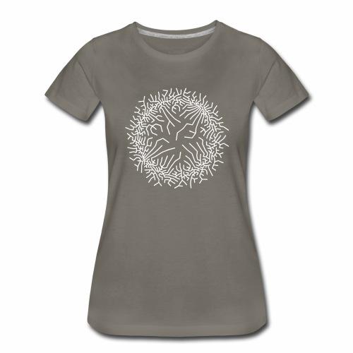 Minimal Spanning Tree - Women's Premium T-Shirt