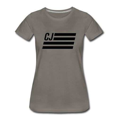 CJ flag - Autonaut.com - Women's Premium T-Shirt