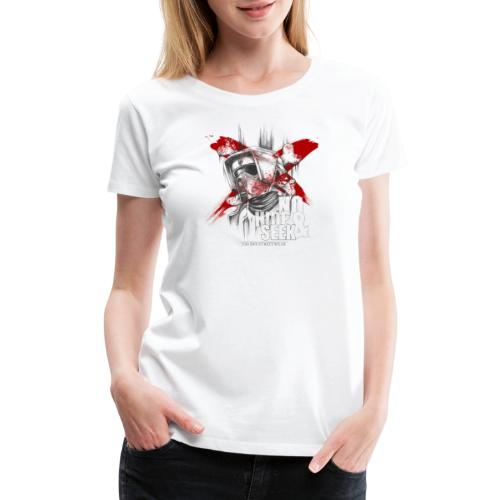 No hide & Seek - Women's Premium T-Shirt
