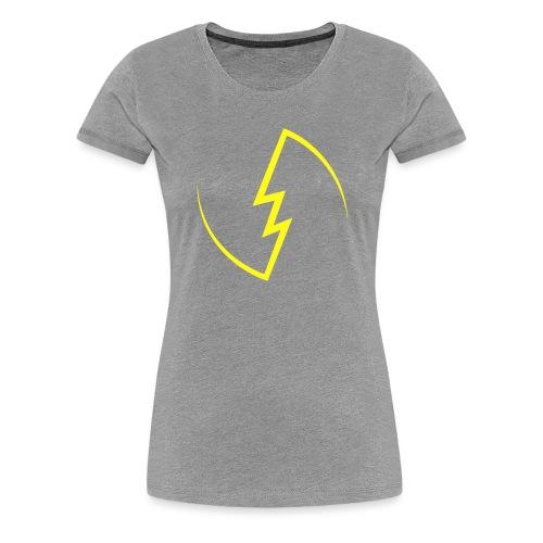 Electric Spark - Women's Premium T-Shirt