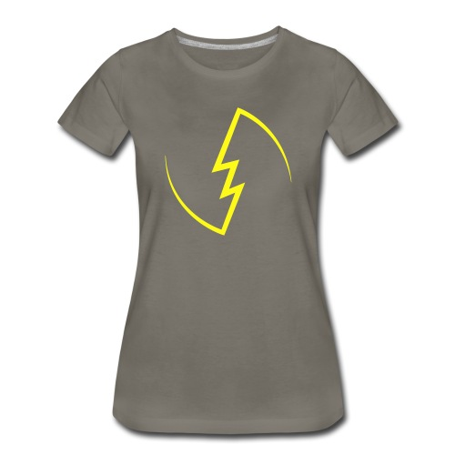 Electric Spark - Women's Premium T-Shirt